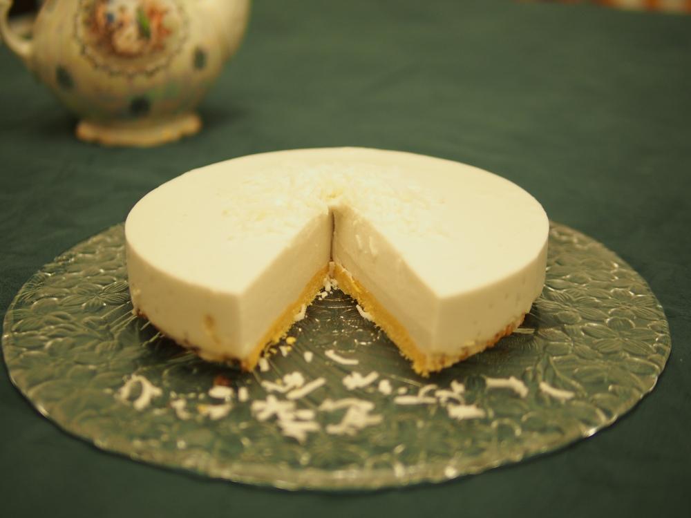 Coconut Souffle Cake 2
